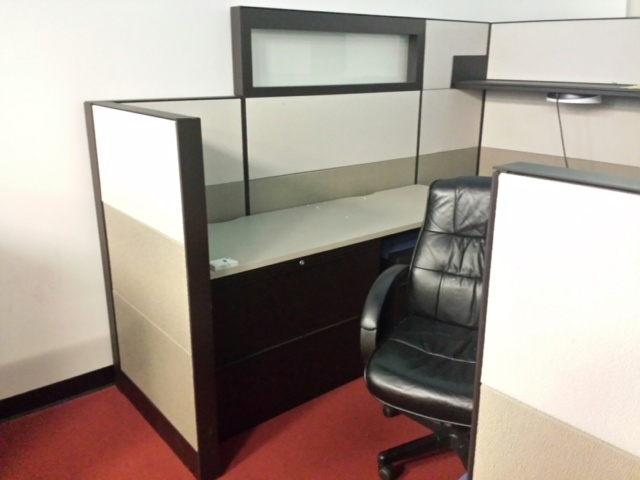 Teknion Leverage Cubicles Macbride Office Furniture