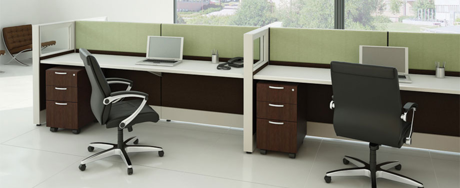 New Friant Cubicles