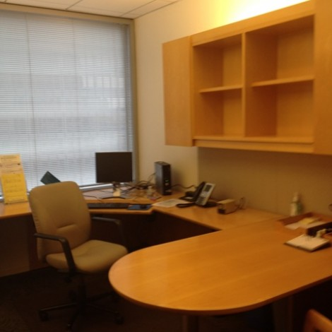 Geiger Maple Executive Offices Macbride Office Furniture