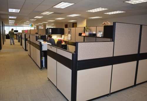 teknion boulevard workstations | macbride office furniture