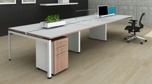 Friant Verity Benching Macbride Office Furniture